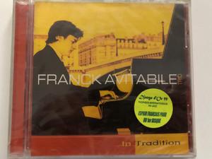 Franck Avitabile Trio – In Tradition / Dreyfus Jazz Audio CD 1998 / FDM 36594-2