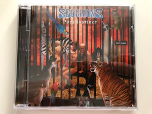Scorpions – Pure Instinct / EastWest Audio CD 1996 / 0630-14524-2
