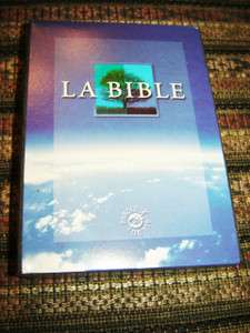 Mini Pocket French Paperback Protestant Bible / La Bible