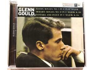 Glenn Gould (pianist) - Haydn: Sonata No. 3 In E Flat Major, Mozart: Sonata No. 10 In C Major, K. 330, Fantasia And Fugue In C Major K. 394 / Sony BMG Music Audio CD 2007 / 88697147512