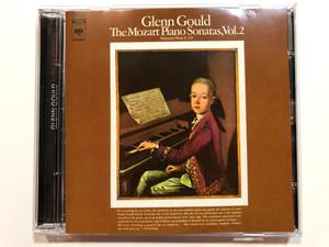 Glenn Gould - The Mozart Piano Sonatas, Vol. 2, Sonatas 6, 7, 9 / Sony BMG Music Entertainment Audio CD 2007 / 88697148092