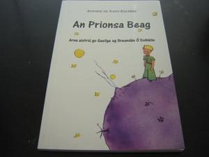 An Proinsa Beag (Irish Edition) by Saint-Exupery, Antoine de