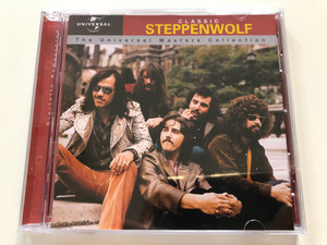 Classic Steppenwolf / The Universal Masters Collection / MCA Records Audio CD 2001 / 112672-2