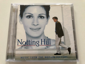 Notting Hill - Music From The Motion Picture / Island Records Audio CD 1999 / 546 427-2
