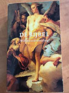 De Bijbel Willibrordvertaling / Pocket size Dutch Holy Bible - Willibrord translation / KBS / Geheel herziene uitgave 1995 / Paperback (9789061738916)