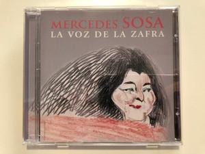 Mercedes Sosa – La Voz De La Zafra / Milan Audio CD 2013 / 399 462-2