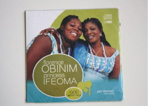 Christian CD From Ghana / God Never Fails / Florence Obinim, Princess Ifeoma ...