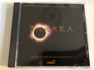 Baraka (Music From The Original Motion Picture Soundtrack) - Original Music by Michael Stearns / Milan Audio CD 1993 / 74321 15306-2