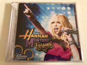 Hannah Montana Forever / Walt Disney Records Audio CD 2010 / 5099964697307