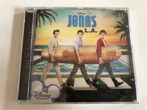 Jonas L.A. / Songs From The Hit TV Series / Walt Disney Records Audio CD 2010 / 5099991903402