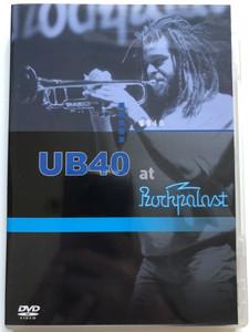 UB40 at Rockpalast DVD 2004 Live Concert / Sartory-Sale Cologne 1981 / Loreley, 29 August 1982 / WDR Fernsehen (4031778430139)