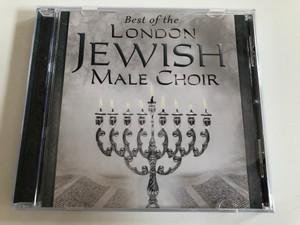 Best Of The London Jewish Male Choir / ARC Music Audio CD 2018 / EUCD 2775