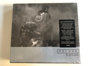 The Who – Quadrophenia / Deluxe Edition / Two discs - original double album re-mastered and 11 previously-unreleased demo recordings / Polydor 2x Audio CD 2011 / 2780503
