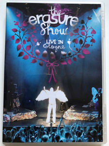 The Erasure show DVD 2005 Live in Cologne / Mute Records / Breath of Life, Chains of Love, I bet you're mad at me / Recorded live at the E Werk Stadium, Cologne 28.03.2005 (094634176996)