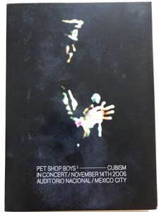 Pet Shop Boys - Cubism DVD In Concert / November 14th 2006 / Auditorio Nacional - Mexico City / Directed by David Barnard (825646996520)