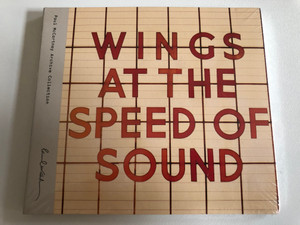 Wings At The Speed Of Sound / Paul McCartney Archive Collection / MPL 2x Audio CD 2014 / HRM-35671-02