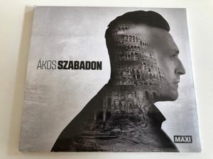 Ákos – Szabadon / Fehér Sólyom Zeneműkiadó Audio CD 2017 / 599863831715