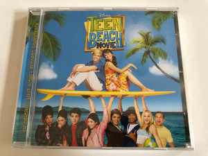 Disney Teen Beach Movie / Walt Disney Records Audio CD 2013 / 0050087294229