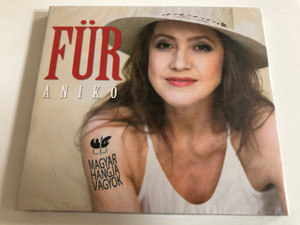Fur Aniko - Magyar Hangja Vagyok / Endutex Print Audio CD 2018 / EPS 201801