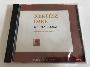 Kertesz Imre - Sorstalansag / Folovassa Meszaros Mate / Magveto Audio CD / 9789631426144