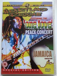 Heartland Reggae DVD Special Edition Featuring One Love Peace Concert / SVEM0048 / Sanctuary Records Group / One Love Peace Concert (1978)