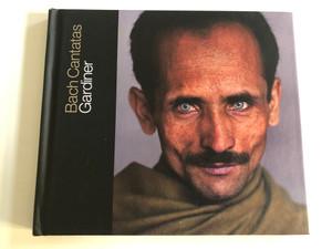Bach Cantatas - Gardiner / Soli Deo Gloria Audio CD 2013 / SDG 185