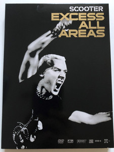 Scooter - Excess All Areas 2DVD 2006 / Sheffield Tunes - Edel / Nessaja, Fire, Faster Harder Scooter, How much is the Fish, Endless Summer (4250117605780)