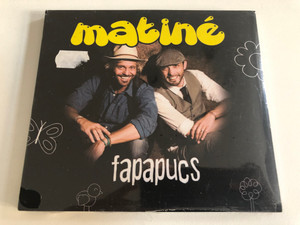 Matine - fapapucs / Gold Records Audio CD 2014 / GR201407