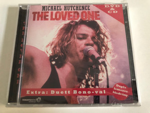 Michael Hutchence – The Loved One / Extra: Duett Bono-val / PEZO-FILM Audio CD + DVD CD 2004 / PEZ006