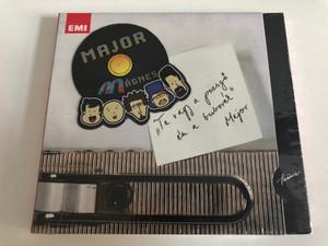 Major: Magnes / EMI Audio CD 2010 / 5999883042519