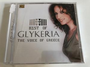 Best Of Glykeria / The voice of Greece / ARC Music Audio CD 2013 / EUCD 2479