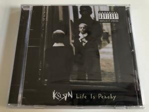 Korn – Life Is Peachy / Immortal Records Audio CD 1996 / 485369 6