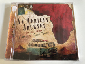 An African Journey - Music From Cairo to Cape Town / ARC Music Audio CD 2018 / EUCD2811