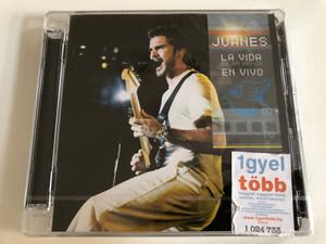 Juanes – La Vida Es Un Ratico En Vivo / Universal Music Latino 2x Audio CD 2008 / 0602517889873