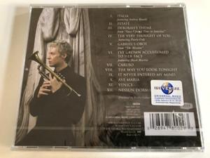 Chris Botti – Italia / Decca Audio CD 2008 / 478 0029
