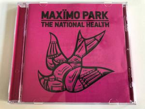 Maxïmo Park – The National Health / V2 Audio CD 2012 / VVR701652