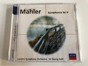Gustav Mahler - Symphonie Nr. 9 / London Symphony Orchestra, Sir Georg Solti / Eloquence / Decca Audio CD / 473 865-2