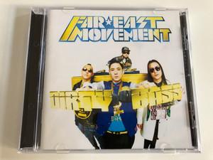 Far East Movement – Dirty Bass / Cherrytree Records Audio CD 2012 / 0602537050345
