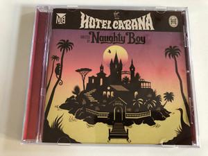 Hotel Cabana - Directed by Naughty Boy / Virgin Audio CD 2013 / 00602537438563