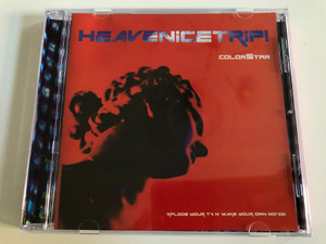 Heavenicetrip! - ColorStar / 'xplode You Tv N' Make Your Own Movie! / Trottel Records Audio CD 2019 / TR111CD