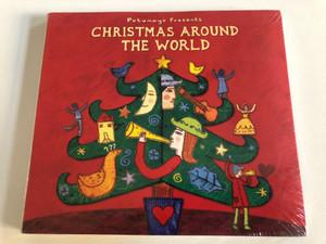 Putumayo Presents - Christmas Around The World / Putumayo World Music Audio CD 2003 / PUT 218-2