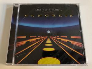 Light & Shadow: The Best Of Vangelis / Rhino Records Audio CD 2013 / 5053105842629