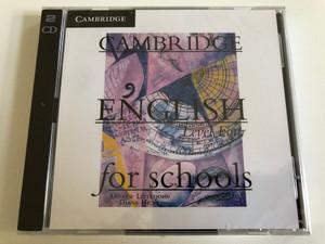 Cambridge English for Schools: Level 4 / 2 Audio CDs / Authors: Andrew Littlejohn , Diana Hicks / Publisher: Cambridge University Press (9780521188982)