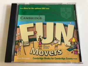 Fun for Movers / Audio CD / Author: Anne Robinson / Publisher: Cambridge University Press (9780521613651)