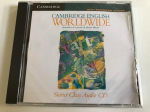 Cambridge English Worldwide Class / Audio CD / Authors: Diana Hicks & Andrew Littlejohn / Publisher: Cambridge University Press (9780521142915)