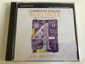 Cambridge English Worldwide Class: Set 4 / Audio CD / Authors: Diana Hicks & Andrew Littlejohn / Publisher: Cambridge University Press (9780521153959)