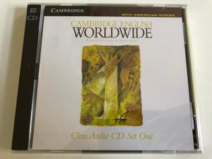 Cambridge English Worldwide Class: Set 1 / 2 Audio CDs / Authors: Diana Hicks & Andrew Littlejohn Publisher: Cambridge University Press (9780521144759)