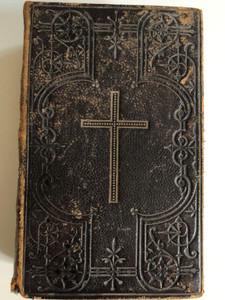 Pázmány Keresztény Imádságoskönyv / Hungarian Antique Catholic Prayer Book / (PázmányImádságosKönyv)