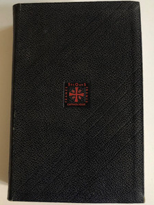 Missel Qvotidien des Fideles - SecOurs Catholique / French Catholic Missal book / Maison Mame 1958 / Black Leather Bound (FrenchMissal)