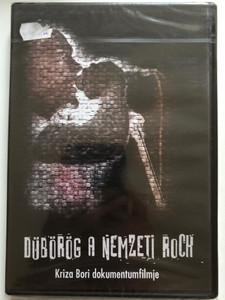 Dübörög a nemzeti rock DVD 2007 National rock Rumble / Directed by Kriza Bori / Koncertturné a Romantikus Erőszak együttessel / Kriza Bori Dokumentumfilmje